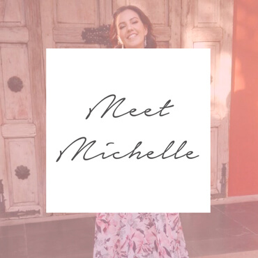 Meet Michelle - My Perfect Wedding
