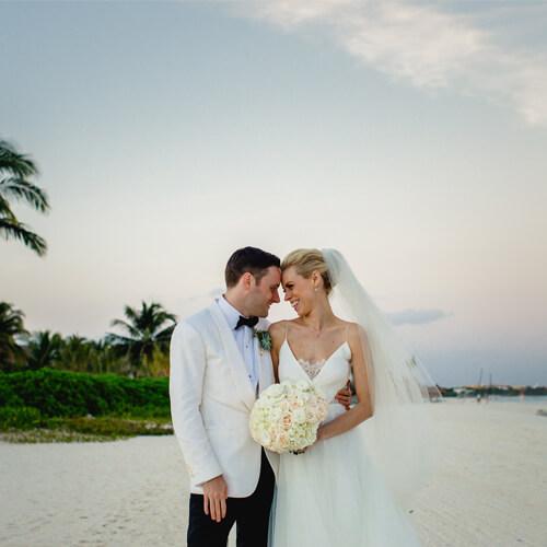 Bridget y Brian - My Perfect Wedding