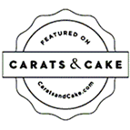 Featured on Carats & Cake Certification - My Perfect Wedding